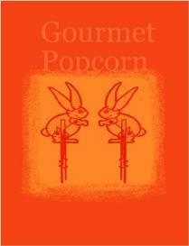 Gourmet Popcorn | eBooks | Food and Cooking