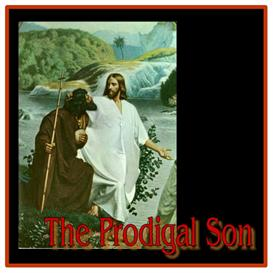 The Parable of the Prodigal Son Plus Audio with Music - Male | Audio Books | Religion and Spirituality