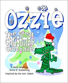 Ozzie the Great Christmas Crocodile | eBooks | Children's eBooks