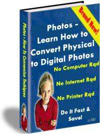 How-To Convert Your Prints to Digital Photos | eBooks | Classics