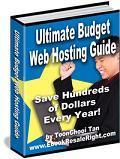 Ultimate Budget Web Hosting Guide | eBooks | Internet