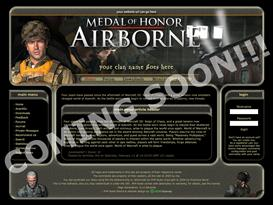 Medal of Honor Airbourne PHP Nuke Them | Other Files | Wallpaper