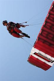 World Parachute Stunt Team promo video