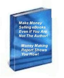 make mega money selling ebooks, new report!