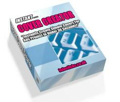 Instant Cover Creator | Software | Design Templates