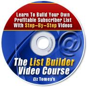List Builder Video Course | Movies and Videos | Special Interest