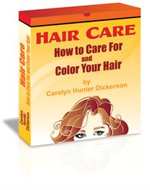 home hair color guide