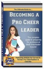The Ultimate Guide to Becoming a Pro Cheerleader (PDF) | eBooks | Self Help