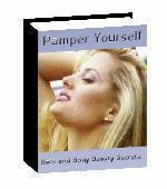 Pamper Yourself | eBooks | Self Help