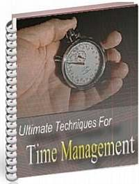 Time Management Techiques | eBooks | Self Help