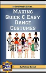 the ultimate guide to making quick & easy dance costumes (pdf)