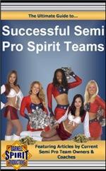 The Ultimate Guide to Successful Semi Pro Spirit Teams (PDF) | eBooks | Sports