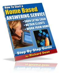 How to Start an Answering Service Business | eBooks | Business and Money