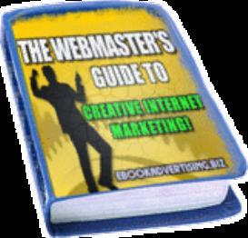 Webmaster Guide to Creative Marketing | eBooks | Business and Money