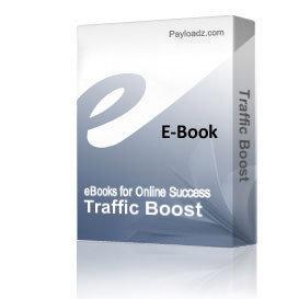 Traffic Boost | eBooks | Technical