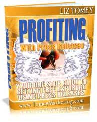 Press Release Profits | eBooks | Business and Money