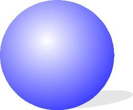 Blue Sphere - eps | Other Files | Clip Art