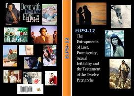 ELPSI and the Twelve Patriarchs - Audio Book | Audio Books | Religion and Spirituality