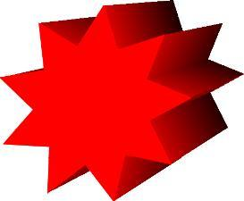 9 pointed star - eps   Other Files   Clip Art