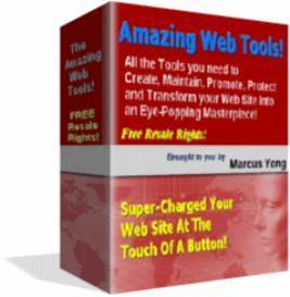 Amazing Web Tools | Software | Design