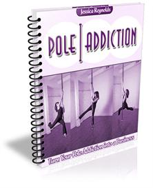 how to turn your pole addiction into a business