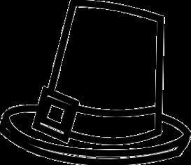 Pilgrim Hat - eps | Other Files | Clip Art