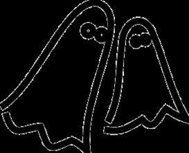 Ghosts - eps | Other Files | Clip Art