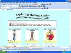 Holland Code Poster Analyzer - Clip Art | eBooks | Education