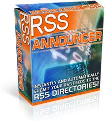 RSS Feeds Announcer | Software | Internet