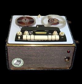 simon sound equipment sp4 reel to reel tape recorder