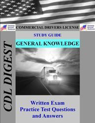 cdl practice test study guide: general knowledge