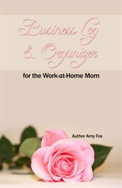 business log & organizer for the work-at-home mom