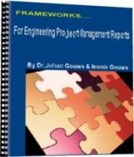 frameworks for selected engineering project management reports