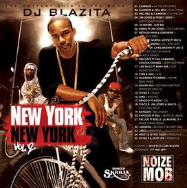 DJ Blazita - NY NY vol 2 COVER DOWNLOAD   Music   Rap and Hip-Hop