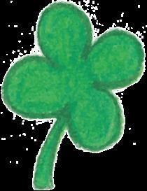 4 Leafed Clover - psd | Other Files | Clip Art