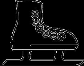 Ice Skate - eps | Other Files | Clip Art