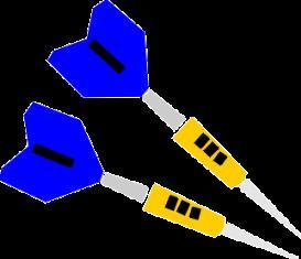 Darts - eps | Other Files | Clip Art