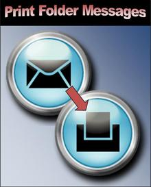 Print Folder Messages | Software | Add-Ons and Plug-ins
