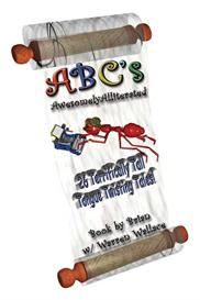 ABC 's Awesomely Alliterated: 26 Tall Tongue Twisting Tales | eBooks | Entertainment