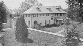 74 Tudor and Colonial Revival House Plans: Homes of Individuality and Low Cost Suburban Homes | eBooks | Home and Garden