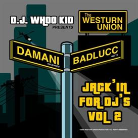 Westurn Union Jackin 4 DJs Vol.2 w/ DJ Whoo Kid | Audio Books | Science Fiction