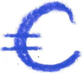 Euro Symbol - psd | Other Files | Clip Art