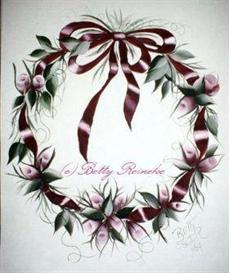 Learn To Paint Ribbons and Buds | Other Files | Arts and Crafts