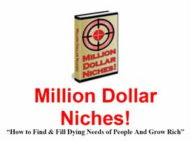 Million Dollar Niches | eBooks | Business and Money