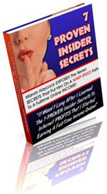 7 Proven Insider Secrets | eBooks | Business and Money