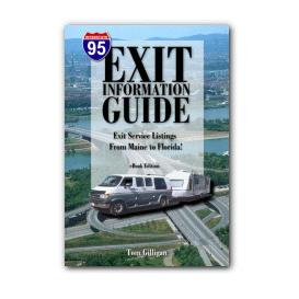 I-95 Exit Information Guide - eBook PDF Edition