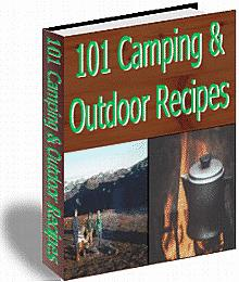 101 Camping & Outdoor Recipes | eBooks | Food and Cooking