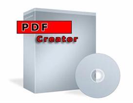 PDF Creator Software Program + Adobe Acrobat Reader 7.0 | Software | Design