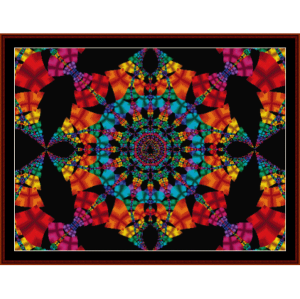Fractal 192 cross stitch pattern by Cross Stitch Collectibles | Crafting | Cross-Stitch | Other