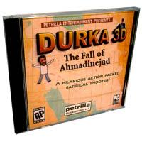 """Durka 3d: The Fall of Ahmadinejad"" - DIRECT DOWNLOAD"